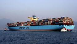 Sea Freight Ship