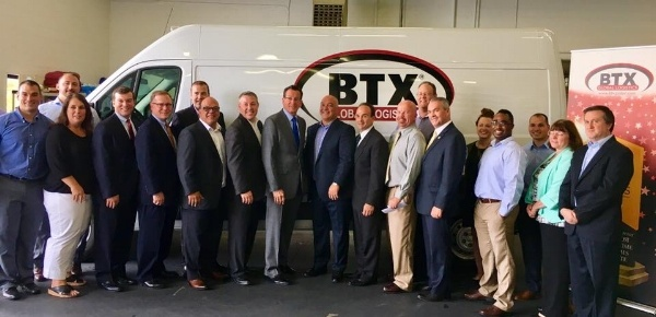 CT Governor Visits BTX Team