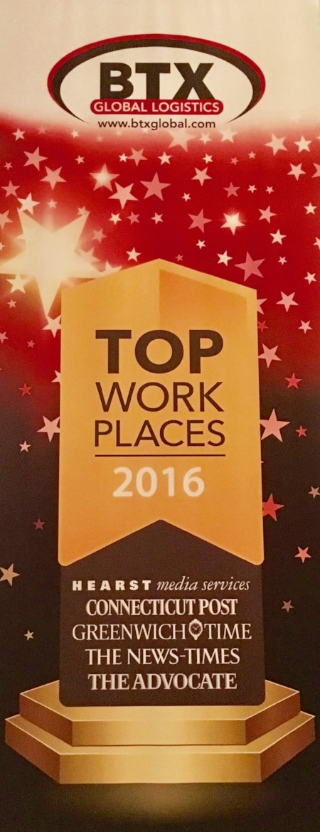 Top Workplace 2016 Award