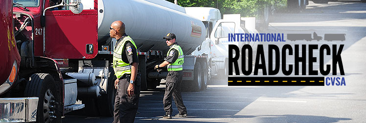 Ground Transportation Roadcheck